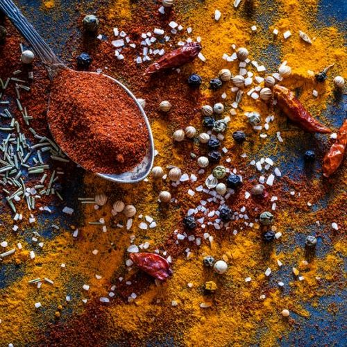 ground spices background picture id909032750 600x600